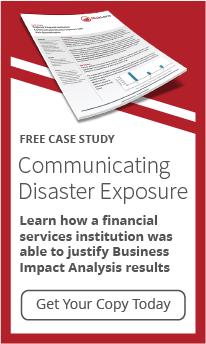 Communicating Disaster Exposure