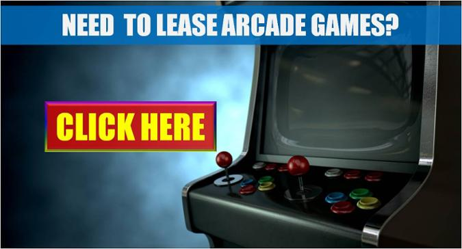 Get a quote to lease arcade games