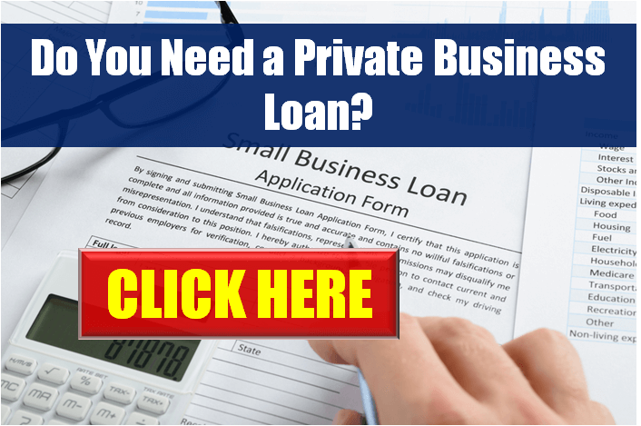 private funding options for small business