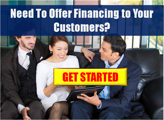 offer financing to my customers