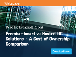 Premise-based vs Hosted UC Cost of Ownership