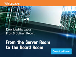 Jabra-Frost and Sullivan Report UC from the Server Room to the Board Room