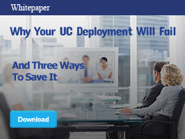 How To Save Your UC Deployment