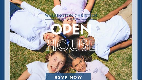 WCA Open House