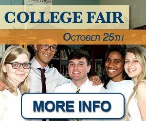 College Fair 2018 - October 25th