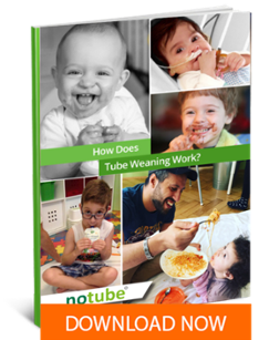 how does tube weaning work
