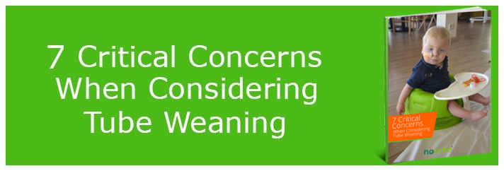 7 critical concerns when considering tube weaning