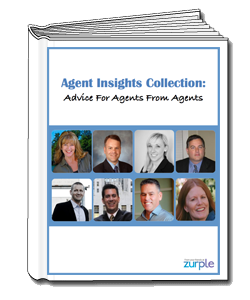 Zurple's Agent Insights eBook for Real Estate Pros