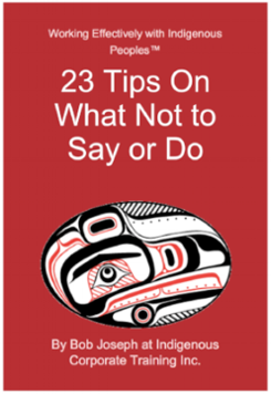 "23 Tips on ""What Not to Say or Do!"" Free e-book"