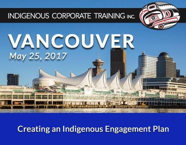 Creating an Indigenous Engagement Plan Training