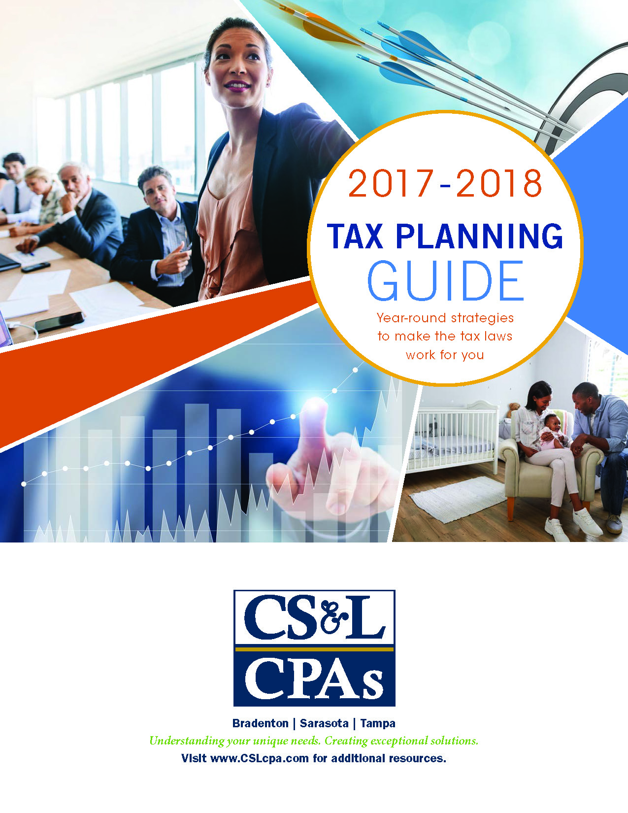 CS&L CPAs 2017 Year End Tax Planning Guide
