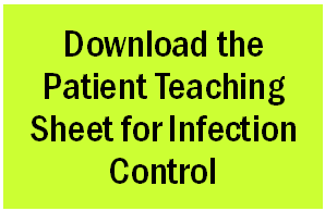 Download Infection Control Teaching