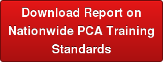 Download Report on Nationwide PCA Training Standards