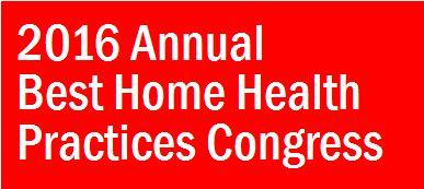 2016 Annual Best Home Health Practices Congress