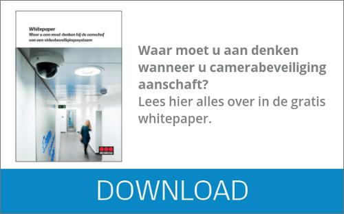 Securitas - whitepaper Aanschaf camerabeveiligingssysteem