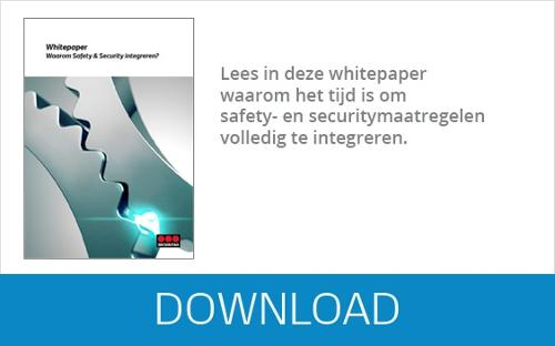 Waarom Safety & Security integreren?
