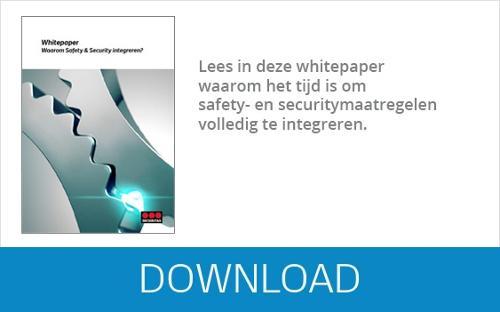 Waarom Safety & Security integreren?