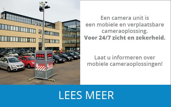 Laat u informeren over mobiele cameraoplossingen