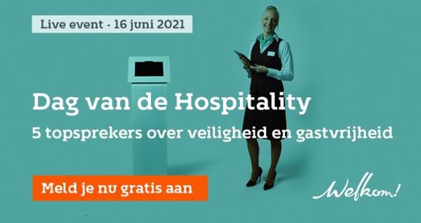 Dag van de hospitality 2021