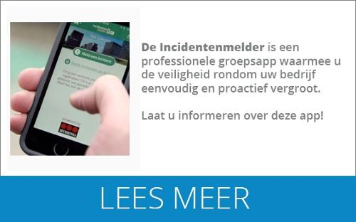 De Incidentenmelder - groepsapp