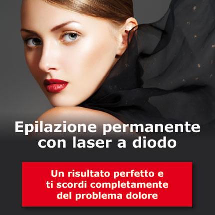 Nailmode ha scelto la migliore epilazione laser femminile e maschile
