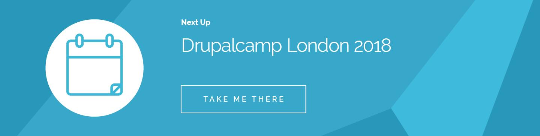 Drupalcamp London 2018