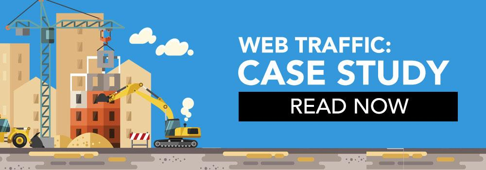 Website Traffic Case Study