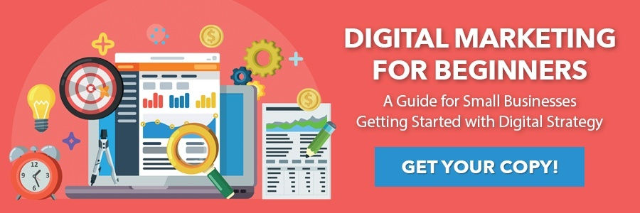 Digital Marketing for Beginners CTA