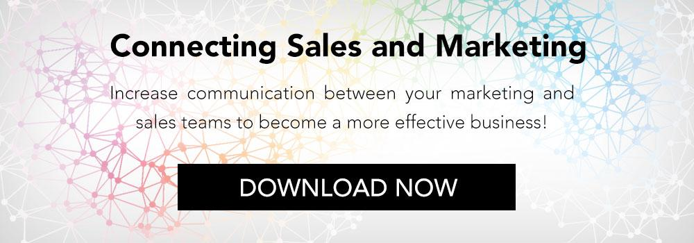 Connecting Sales and Marketing