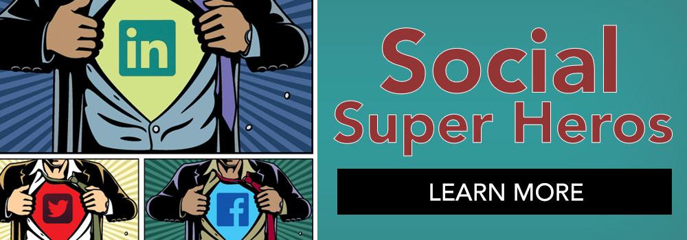 Social Super Heros Super Heros