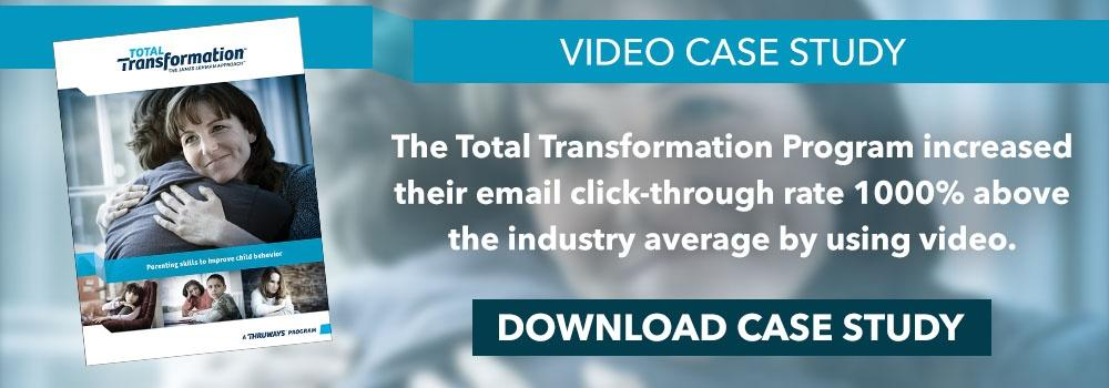 Total Transformation Video Case Study