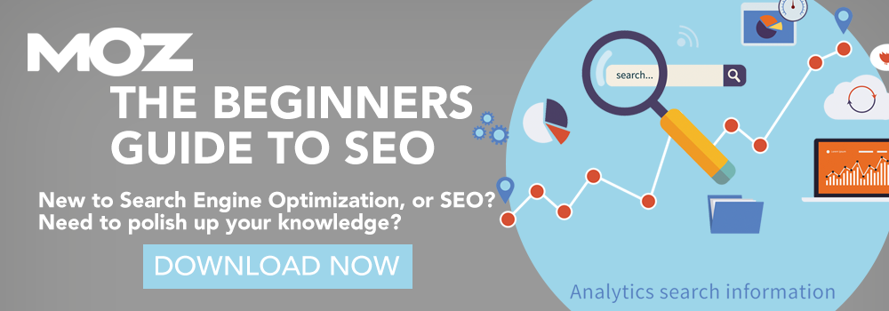 MOZ - A Beginners Guide To SEO