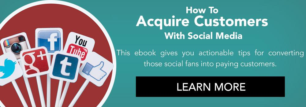 How To Acquire Customers With Social Media Call To Action