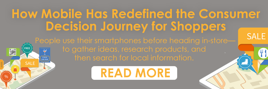 How Mobile Has Redefined the Consumer Decision Journey for Shoppers CTA