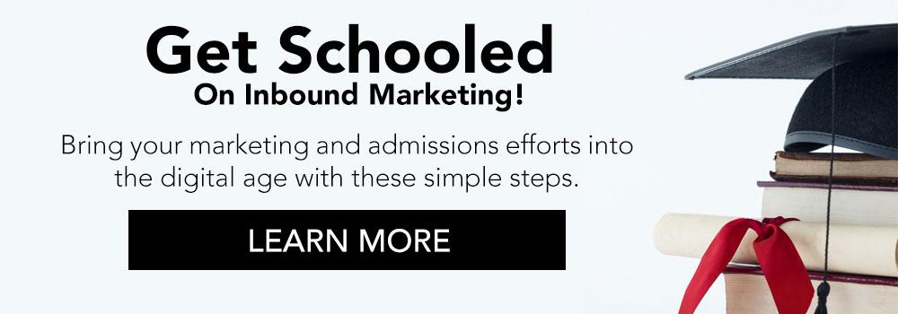 Get Schooled On Inbound Marketing