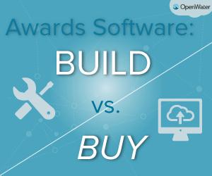 Awards Software: Build vs. Buy