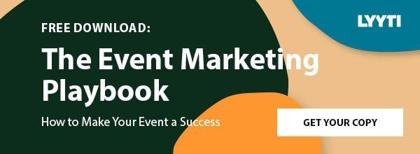 The Event Marketing Playbook - Lyyti