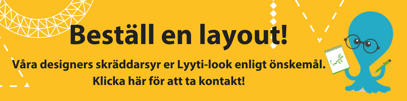 Beställ layout