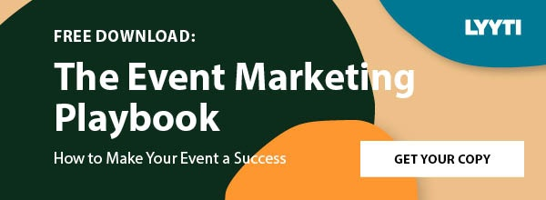 The Event Marketing Playbook - Lyyti