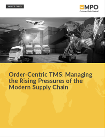 Order-Centric TMS white paper