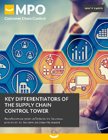 Control Tower 2020 White Paper Cover