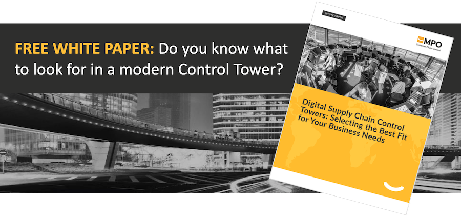 Digital Control Tower White Paper