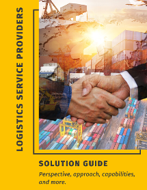logistics service providers solution guide