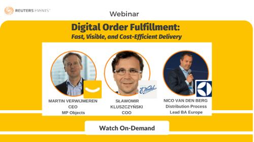 Digital Order Fulfillment Webinar