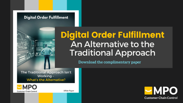 Digital Order Fulfillment White Paper