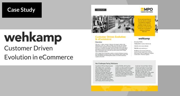 Wehkamp: Customer Driven Evolution in eCommerce