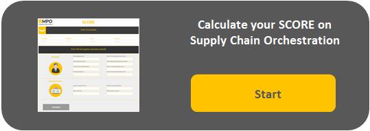 MPO SCORE on Supply Chain Orchestration