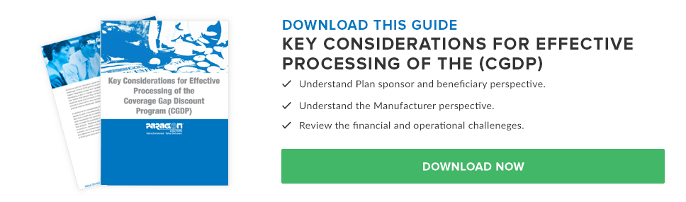 Key Considerations for Effective CGDP Process