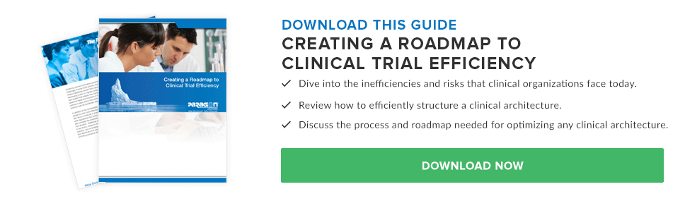 Creating a Roadmap to Clinical Trial Efficiency