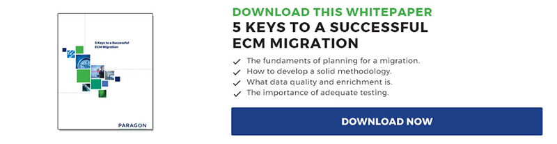 5 Keys to a Successful ECM Migration